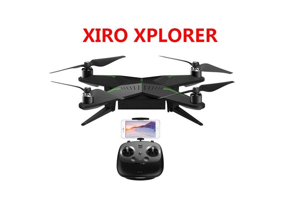 Zero XIRO XPLORER FPV RC クアッドコブター RTF 5.8GHz (カメラ無し)