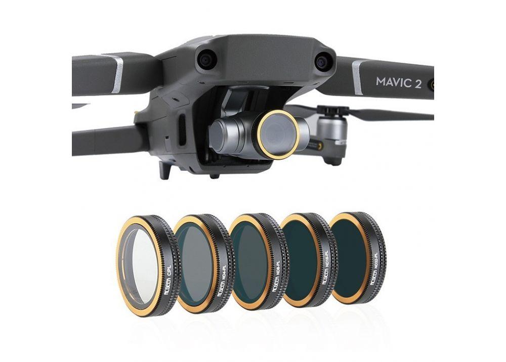 DJI Mavic 2 Zoom ドローン用アップグレードパーツ ND CPL フィルター ND4 ND8 ND16 ND32 HD ND-PLカメラレンズ