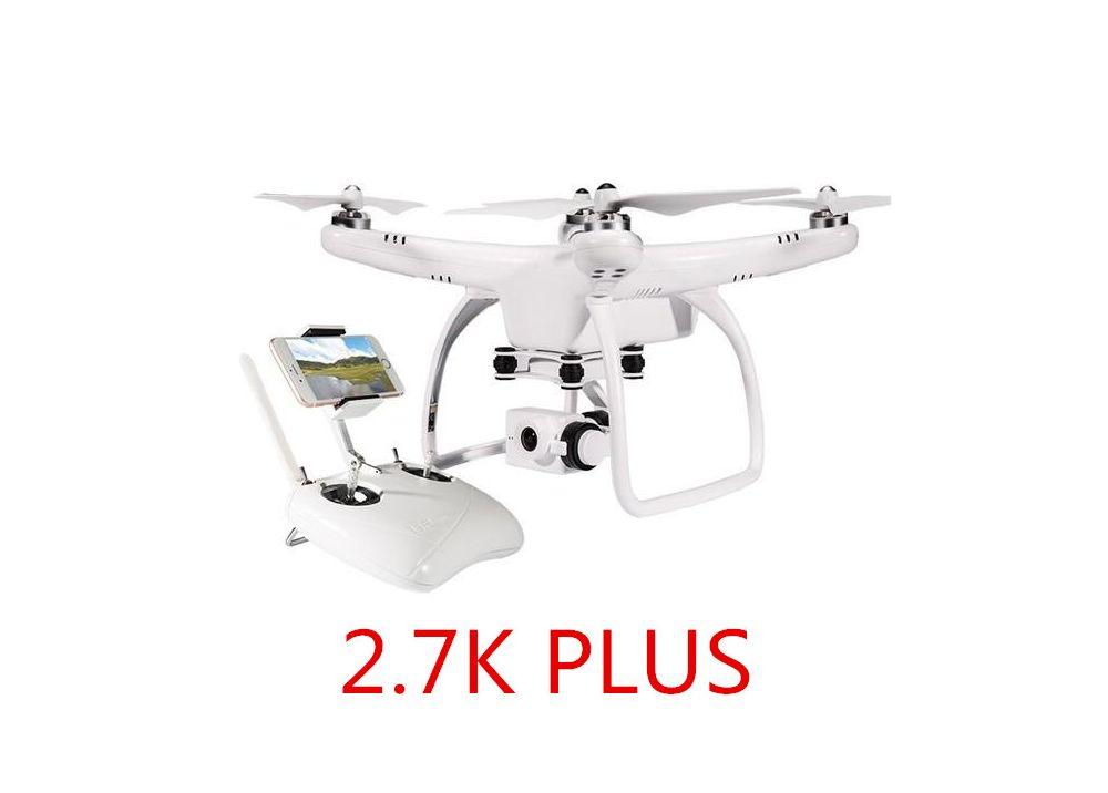 [2.7K PLUS] UP Air UPair-Chase UPair One FPV 2.7K HD カメラ 2軸 ジンバル付き フォロー・ミー モード RC クアッドコプター (強化版)
