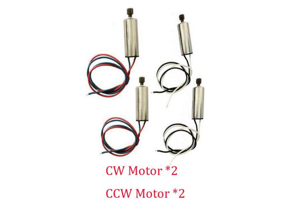 ( 4PCS ) Visuo XS809HW XS809W XS809  用CW CCW モーター