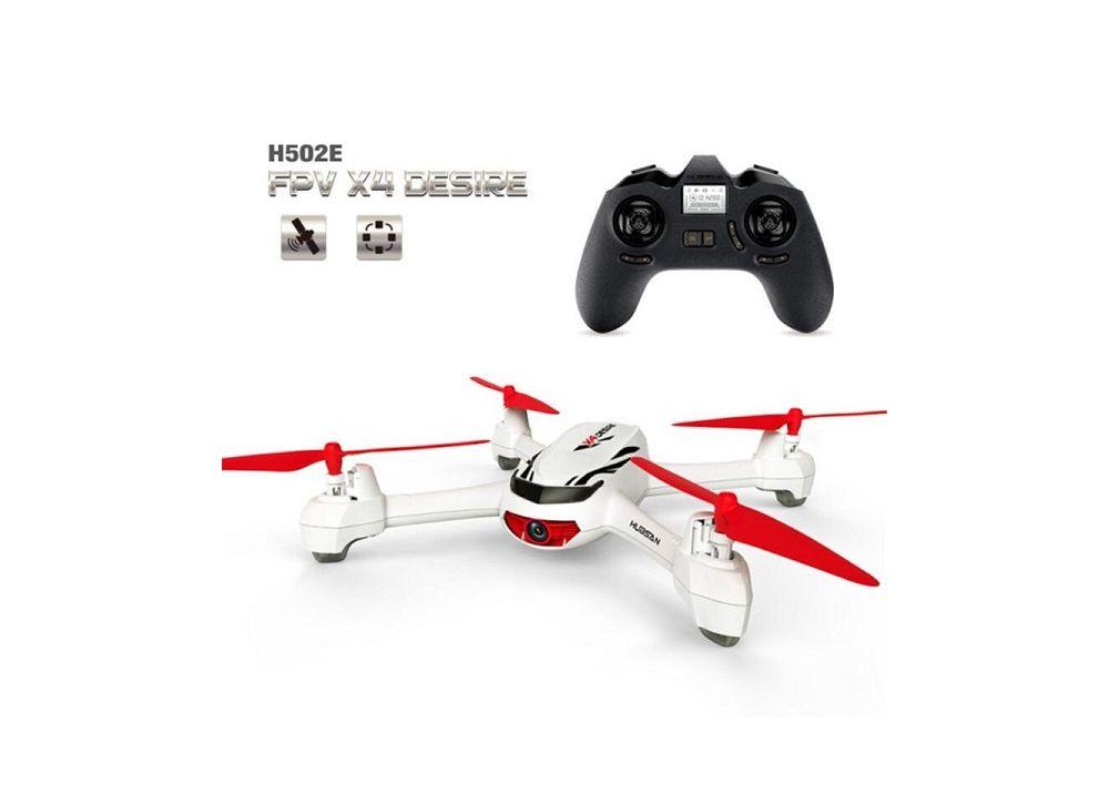 【特価】Hubsan X4 H502E 720P カメラ / GPS付き RC クアッドコプター RTF 2.4GHz