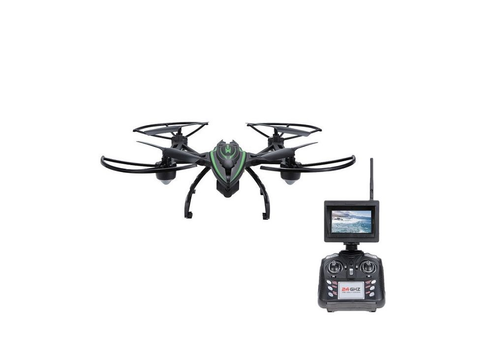 JXD 510G X-Predators 2.0MP HDカメラ搭載 高度保持 5.8G FPV  RC クアッドコプター RTF 2.4GHz