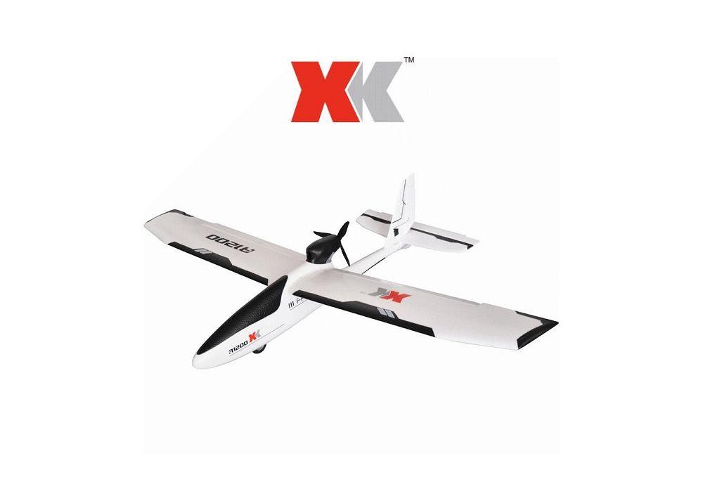 XK A1200 3D6G EPO 5.8G FPV RC 飛行機 1080Pカメラ付く RTF 2.4GHz