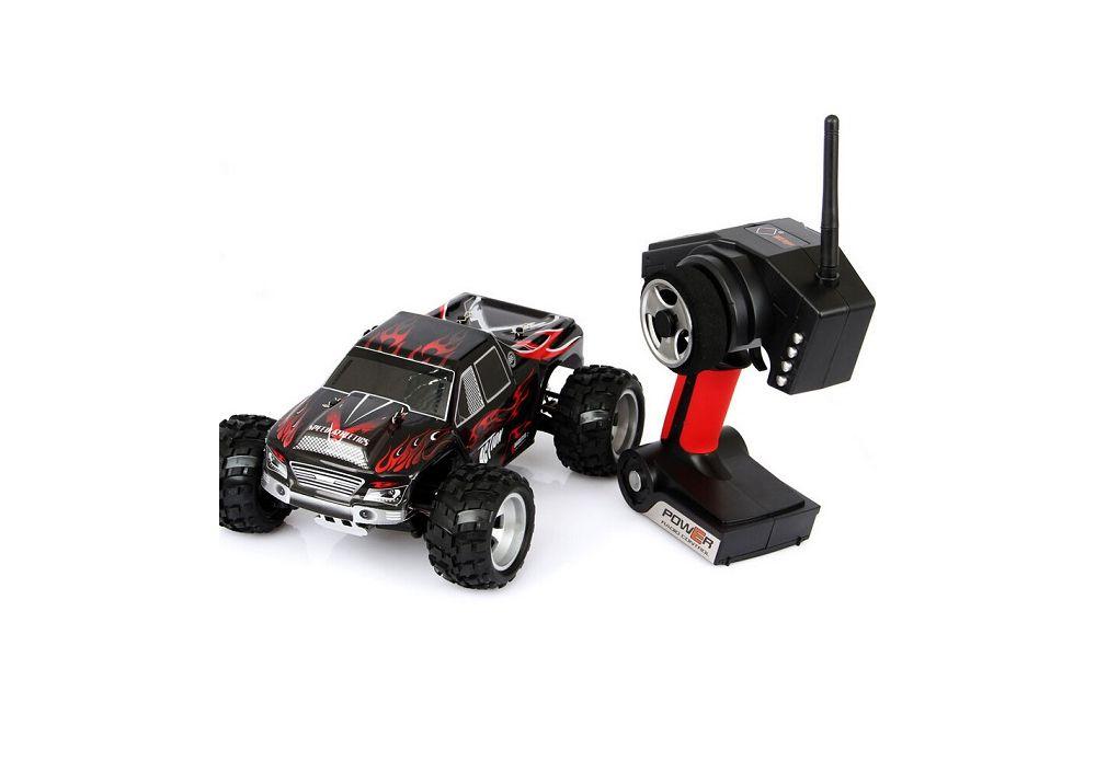 WLtoys A979 1:18 スケール4WD ラジコンカー モンスター RC トラック w / ショックシステム 50KM/H