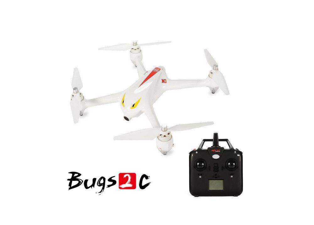 MJX B2C Bugs 2C ブラシレス GPS RC クアッドコプター RTF 2.4GHz 1080P HDカメラ搭載