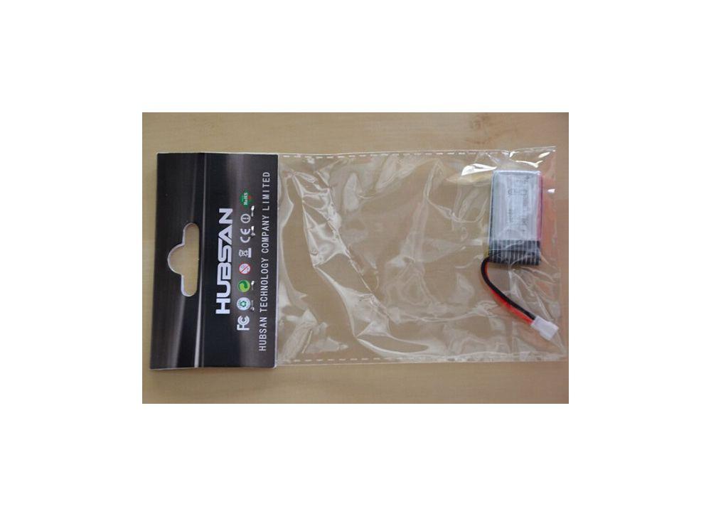 Hubsan X4 H107C / H107D用スペアパーツ 3.7V 380mAh Lipo バッテリー H107-A24