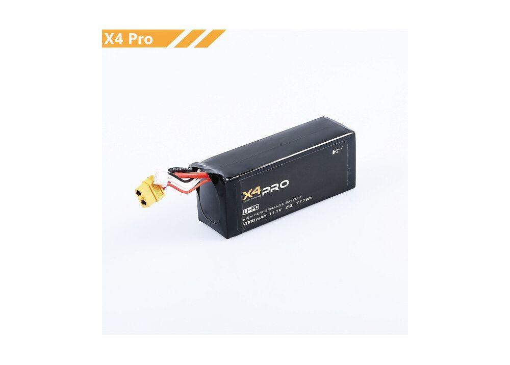 Hubsan H109S X4 PRO 専用7000mAh 11.1V 25Cバッテリー