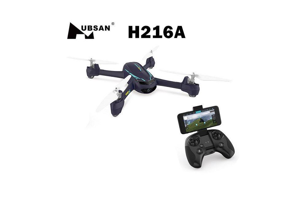 Hubsan H216A X4 DESIRE PRO WIFI FPV RC クアッドコプター HT009 送信機付き RTF 1080Pカメラ 搭載 GPSドローン