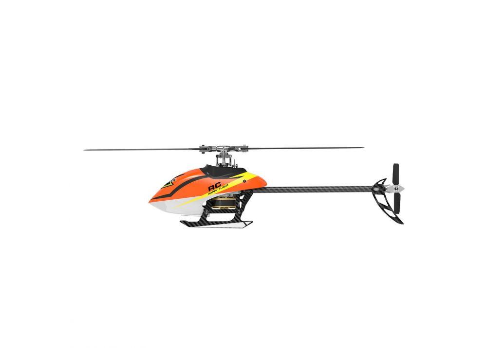 YUXIANG F180 6CH 3D6Gシステム デュアルブラシレス フライバーレスRCヘリコプターBNF 送信機無し