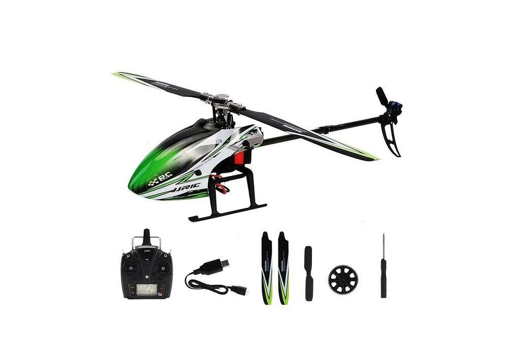 JJRC M03 6CH ブラシレスモーター 6軸ジャイロ 3D 6GモードRCヘリコプター 2.4G RTF