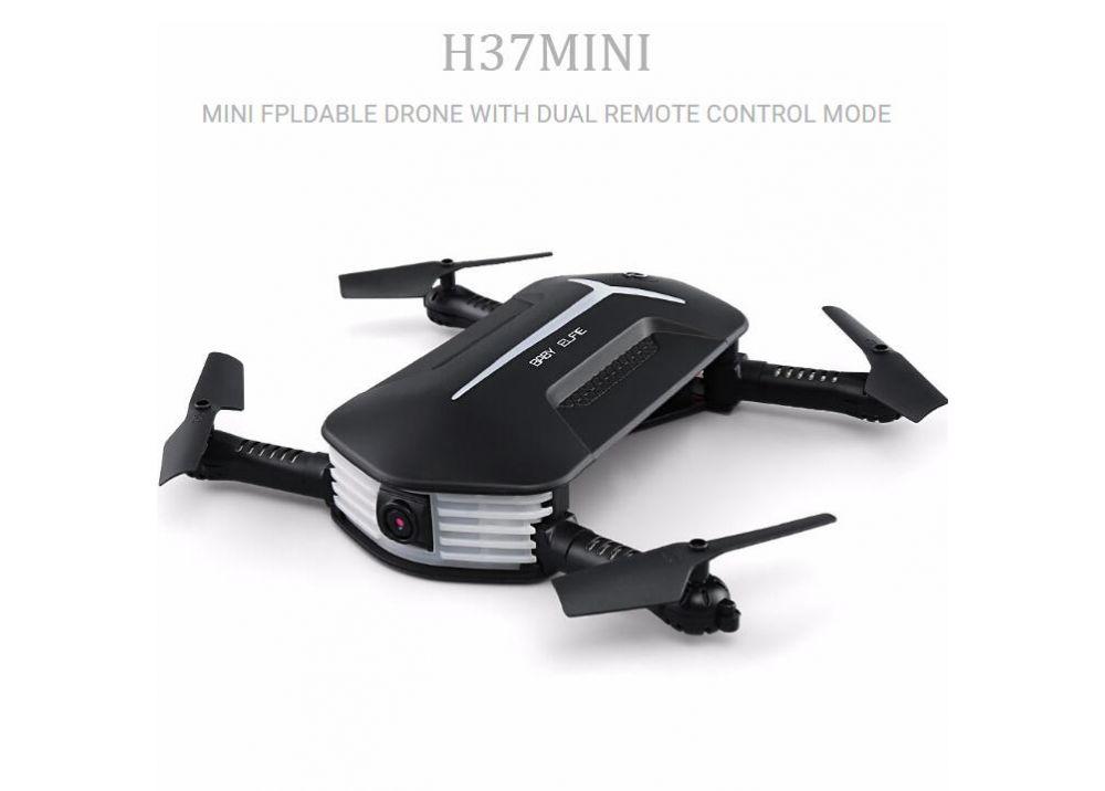 JJRC H37 MINI  ( H37MINI )  Elfie WIFI FPV  高度ホールド Gセンサー 折りたたみ式 RC クアッドコプター 720P カメラ搭載