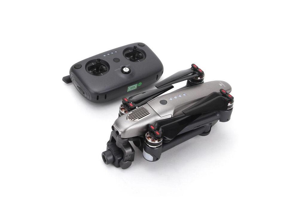 Walkera VITUS 320 Starlight ナイトカメラ&3軸ジンバル FPV 折りたたみドローン RTF