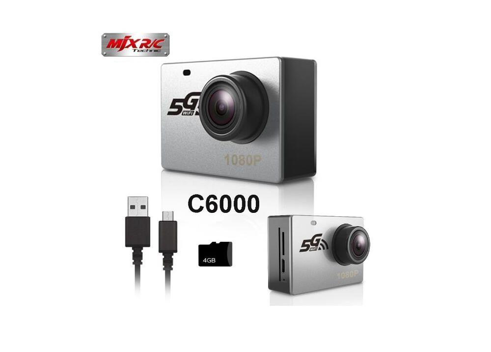 MJX C6000 1080P FPV リアルタイム 5G WIFIカメラセット MJX B3Pro Bugs 3 Pro B3H用