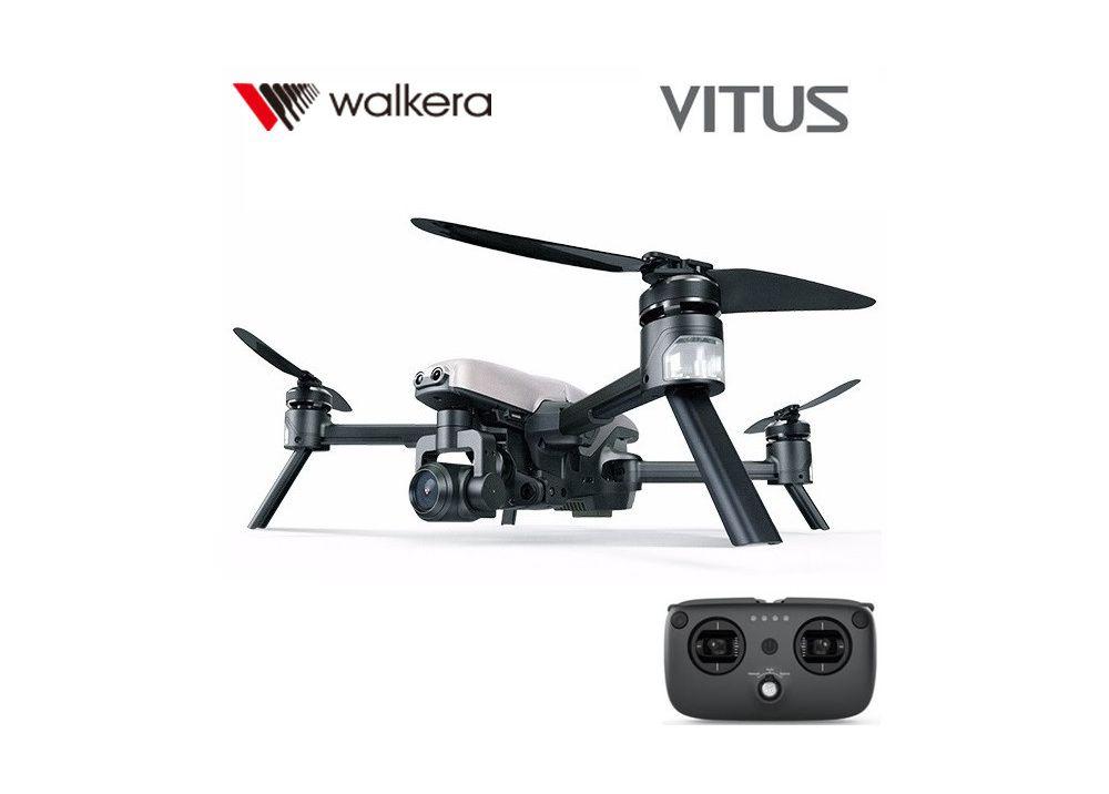Walkera VITUS 320  4Kカメラ&3軸ジャイロ FPV 折りたたみドローン ARゲーム可能