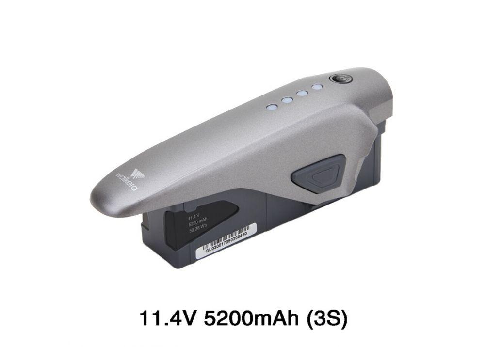 Walkera VITUS 320ドローン用11.4V 5200mAh (3S) バッテリー  VITUS 320-Z-36
