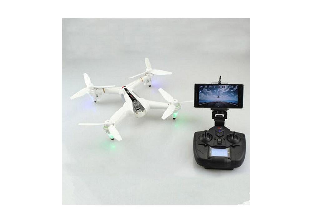 XK X300 + X4送信機 WIFI版 6軸 ジャイロ 高度ホールド RC クアッドコプター RTF 2.4GHz