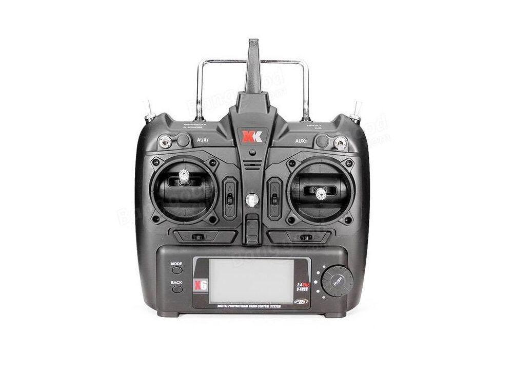 XK X6送信機 XK K100 / K110 / K120 / K123 / K124 / X350用