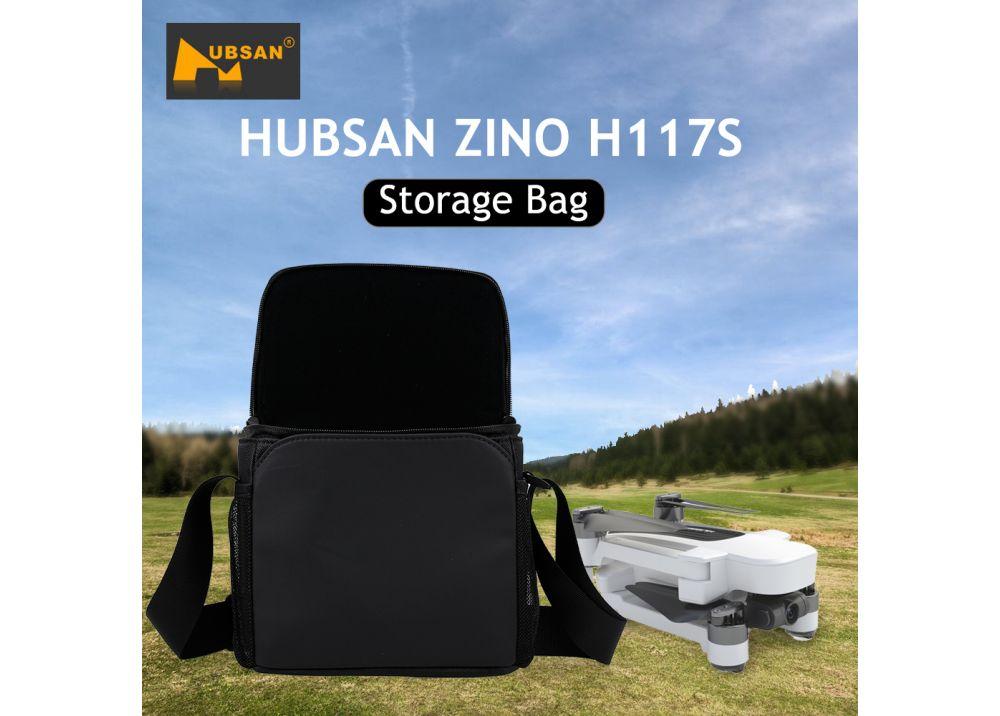 Hubsan Zino H117S / ZINO Pro / Pro+ RCドローンパーツ 収納袋 防水ポータブルキャリングハンドバッグ  ZINO000-51