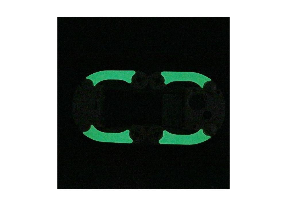 ZEROTECH DOBBY ポケットドローン用パーツ 夜光シート 8枚 2セット