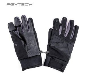 PGYTECH ドローン空撮 防風防水手袋 アウトドアスポーツ用通気性手袋 XL L