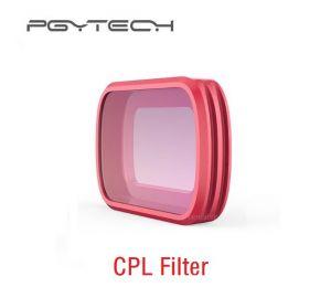 PGYTECH DJI OSMO POCKETハンドヘルドジンバル 用アップグレードパーツ CPLフィルタ