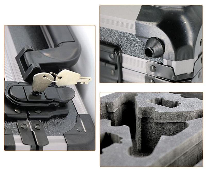 DJI Spark RCドローン用アップグレードパーツ  ABSケース  アルミケース スーツケース