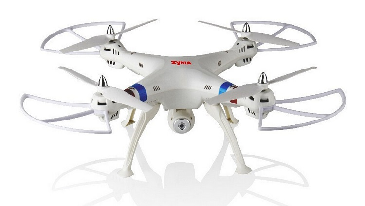 Syma X8C Venture 4CH 6軸 ヘッドレス モード RC クアッドコプター 2MP カメラ搭載